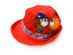 JAMの帽子