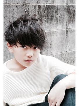子供の髪型【男】アシメ編!5種類に分類した23選を一挙公開