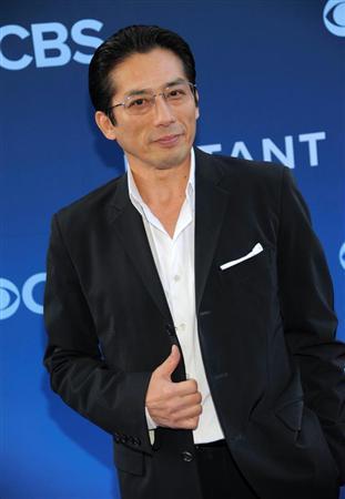 真田広之さん