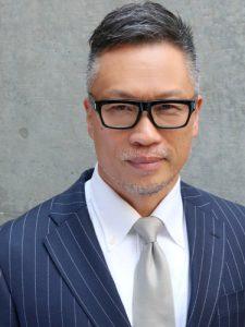 40代男性ショートヘアスタイル