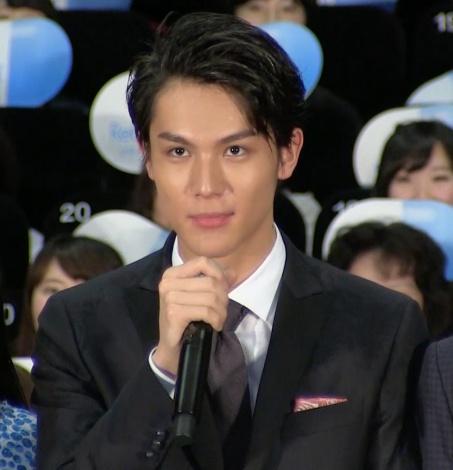中川大志髪型