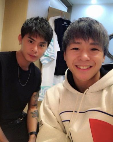 武尊×黒髪