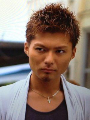 SHOKICHIの髪型
