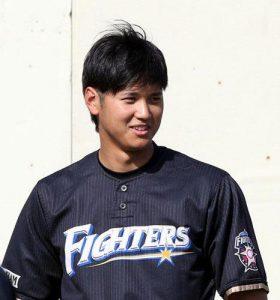 大谷翔平ー髪型