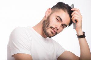 髪の乾かし方男編!仕上がりが満足できる3つの手順とは?